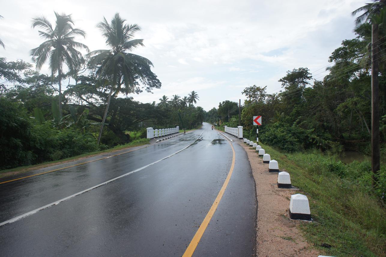 Kurunegala – Kalugamuwa Road (B190) Project