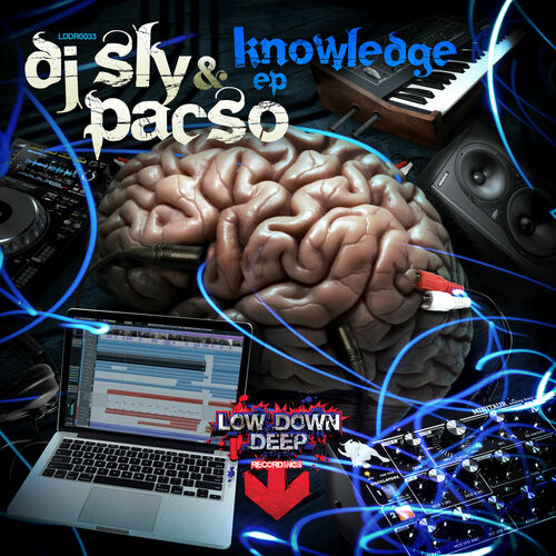 DJ Sly & Pacso - The Knowledge EP 2014