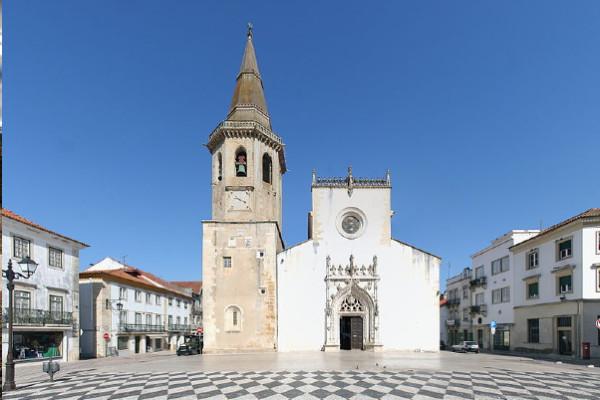 Tomar-church