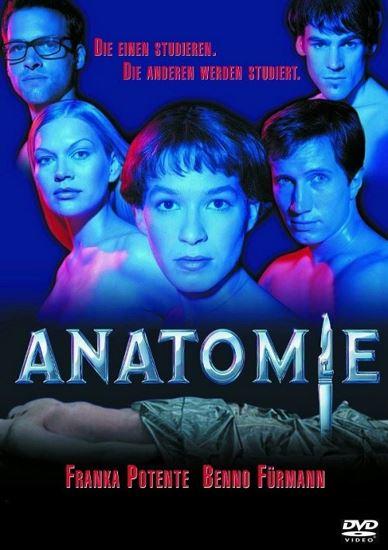Anatomia / Anatomie (2000) PL.AC3.DVDRip.XviD-GR4PE | Lektor PL