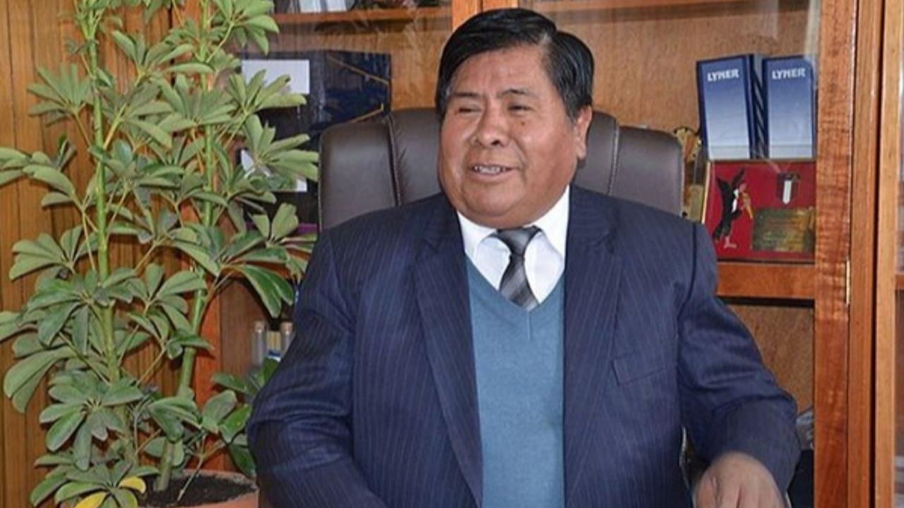 "Exgobernador Juan Luque: ""Aduviri es un mentiroso"""