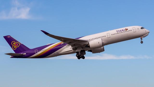 Thai A350 900 HS THE 210418