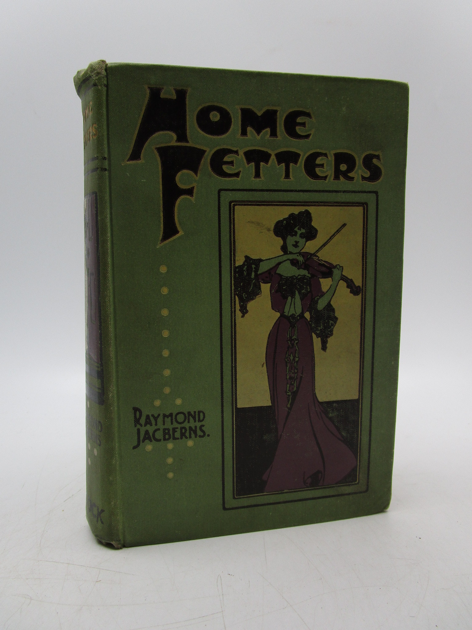 Image for Home Fetters