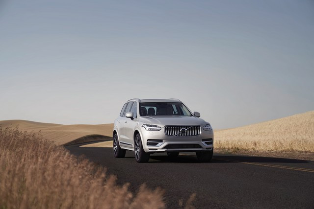 Volvo Cars reçoit l'approbation de Science Based Targets Initiative pour son plan d'action en faveur du climat 271310-Volvo-Cars-XC90-Recharged