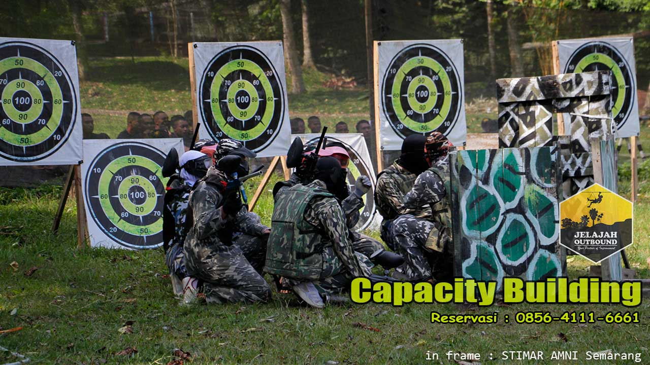 outbound capacity building 1