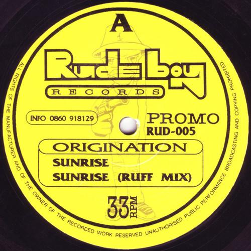 Origination - Sunrise 1993
