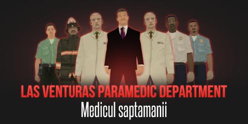 Cerere Membru/Leader | Las | Venturas | Paramedic | Departament | 45WXLqg
