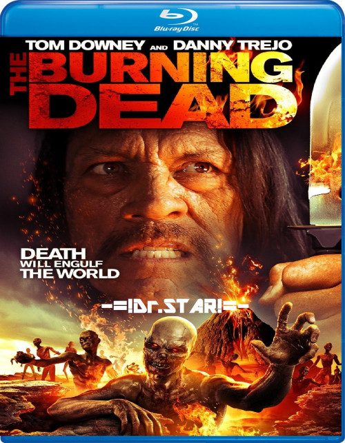 The Burning Dead (2015) Dual Audio Hindi 480p Bluray x264 AAC 300MB ESub