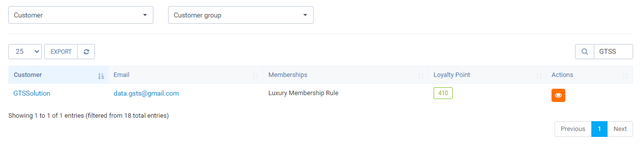 Customer Loyalty & Memberships for Perfex CRM