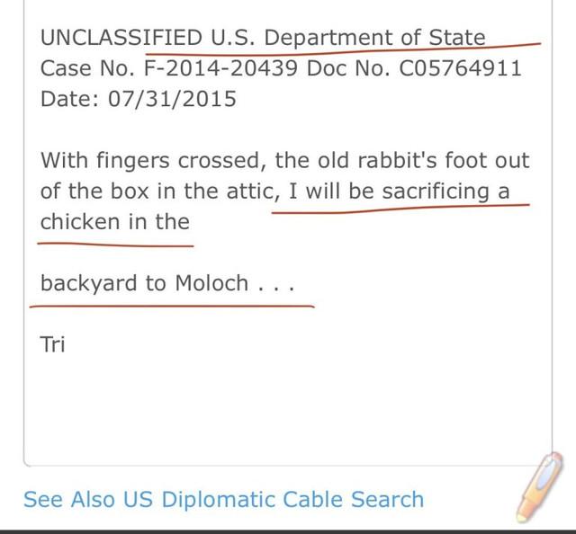 correos privados hillary clinton