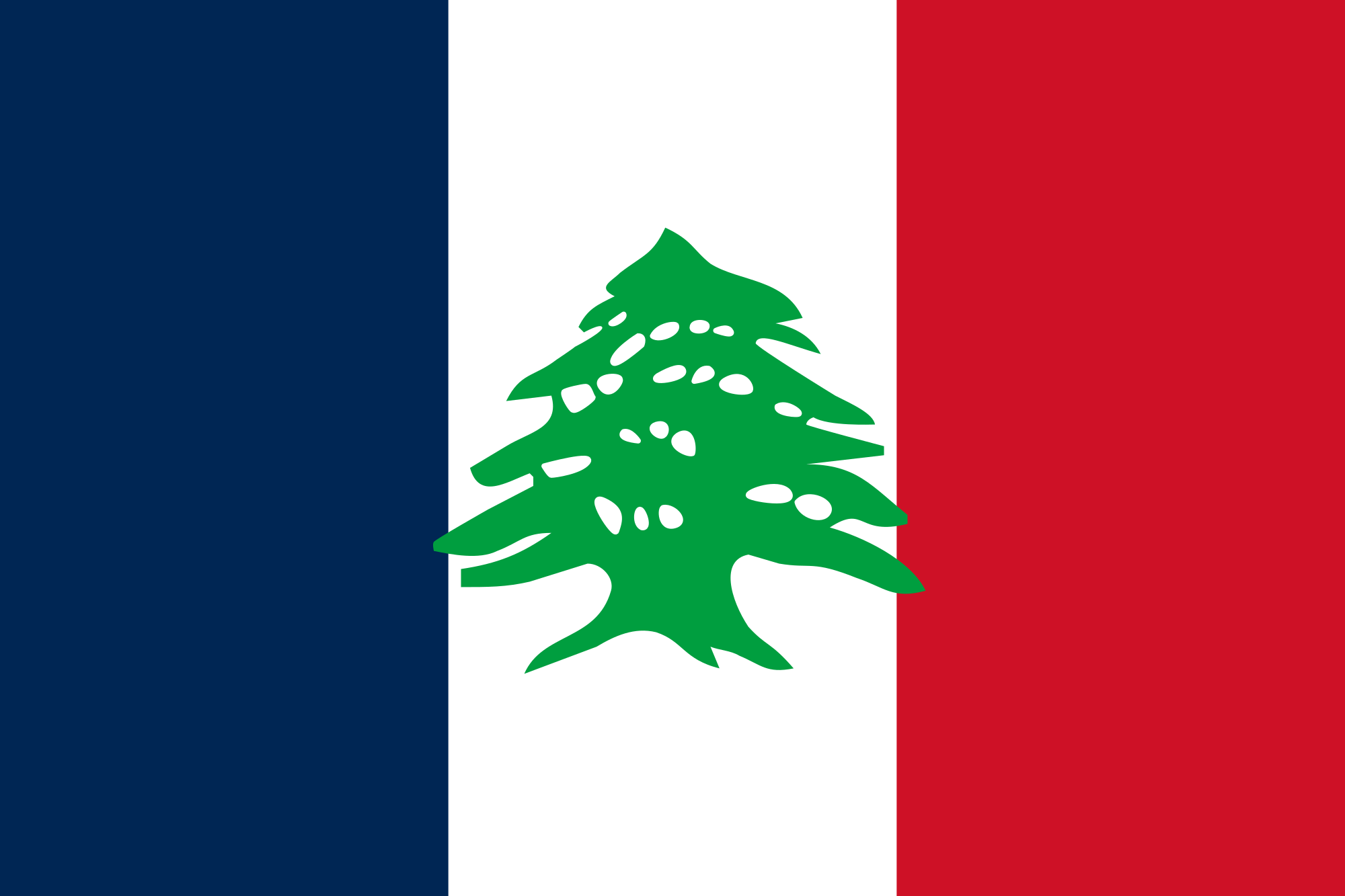 The relationship between France and Lebanon throughout history and its impact on the French protectorate
