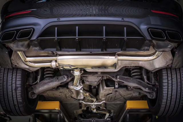 NEW! 2017 Mercedes GLC250 GLC300 | Armytrix Decat/Cat-Back