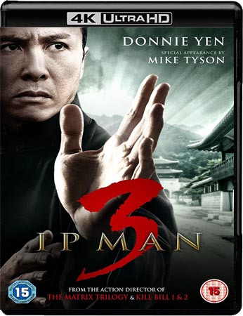 Ip Man 3 (2015) UHD 4K 2160p Video Untouched iTA CHI DTS HD MA+AC3 Subs