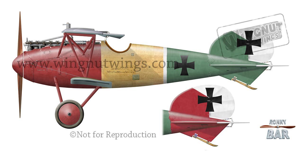 E2-Albatros-DV-Manfred-von-Richthofen-J