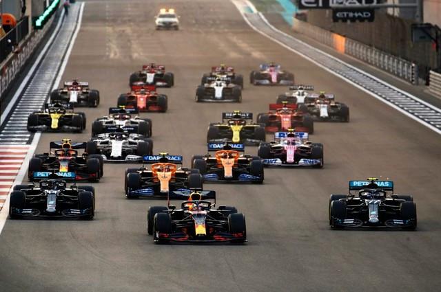 F1 GP d'Abu Dhabi 2020 : Victoire Max Verstappen pour la dernière manche de la saison  1291052255
