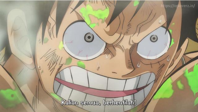 One Piece Episode 949 Subtitle Indonesia
