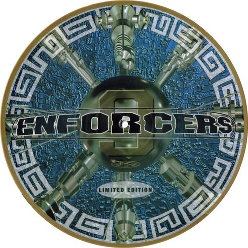 VA - Enforcers 9 & 10 1996