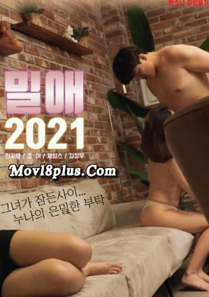 18+ Secret Love 2021 Korean Movie 720p WEBRip Download