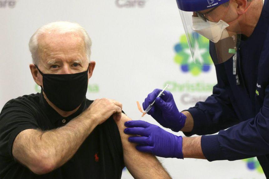 مفاجأة في امريكا بعد تطعيم ملايين الامريكيين بلقاح كورونا