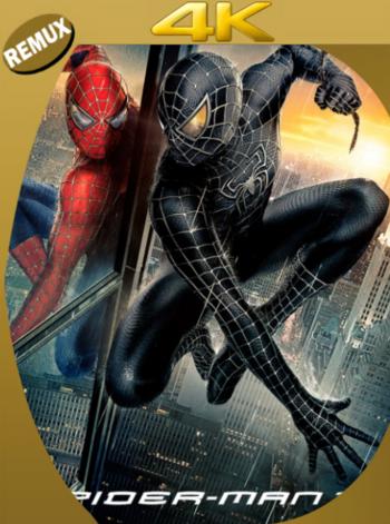 El Hombre Araña 3 (2007) BDRemux [2160p 4K] Latino [GoogleDrive] [zgnrips]