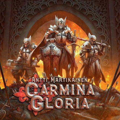 Antti Martikainen - Carmina Gloria (2021)