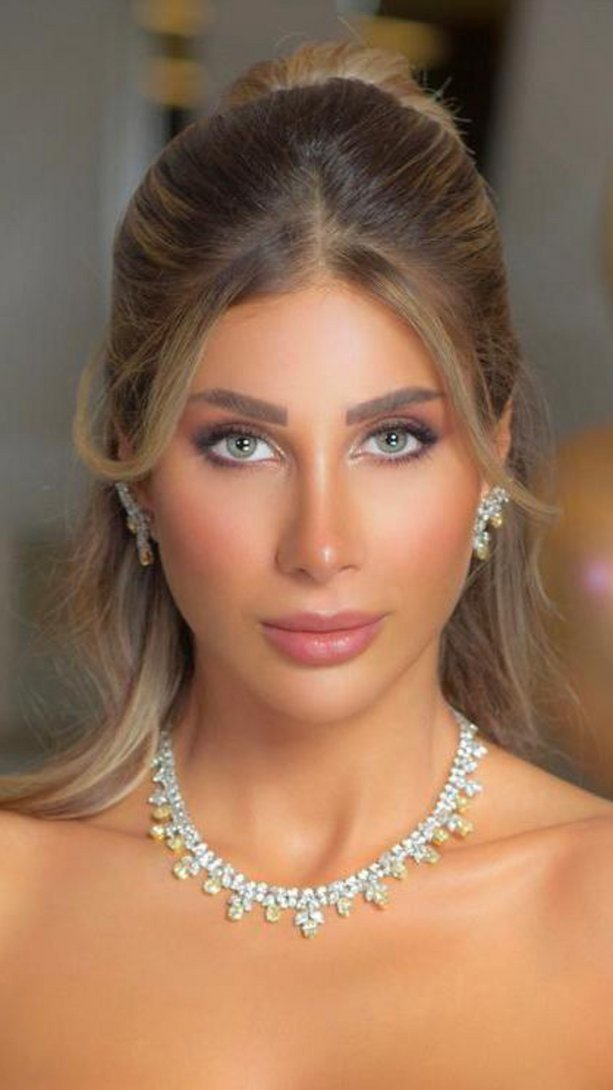 candidatas a miss elite world 2021. final: 28 may. LEBANON