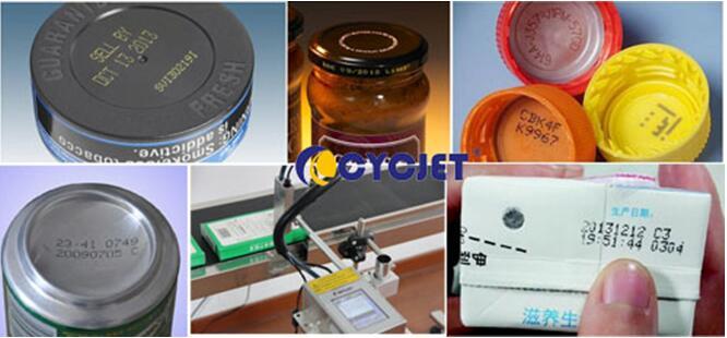 CYCJET Presents Application of Inkjet Printer In The Seasoning Industry