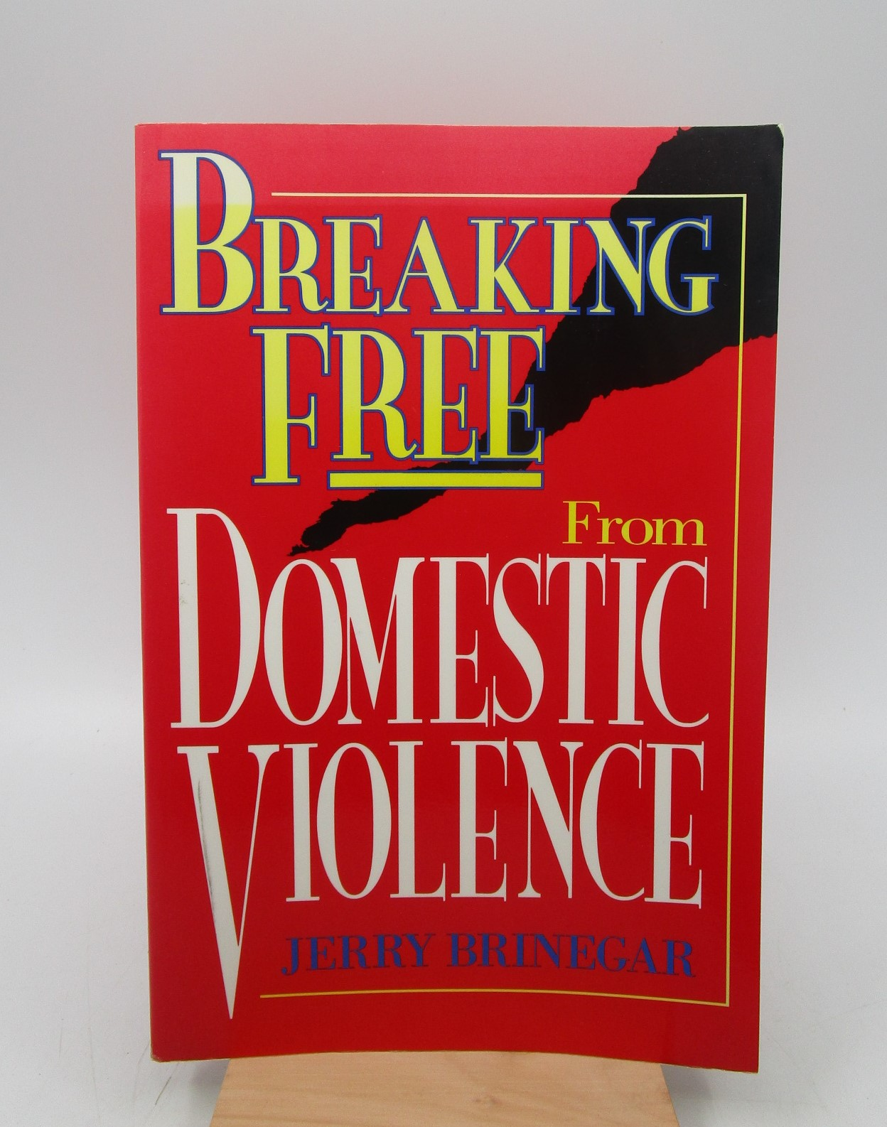 Image for Breaking Free from Domestic Violence (Signed)