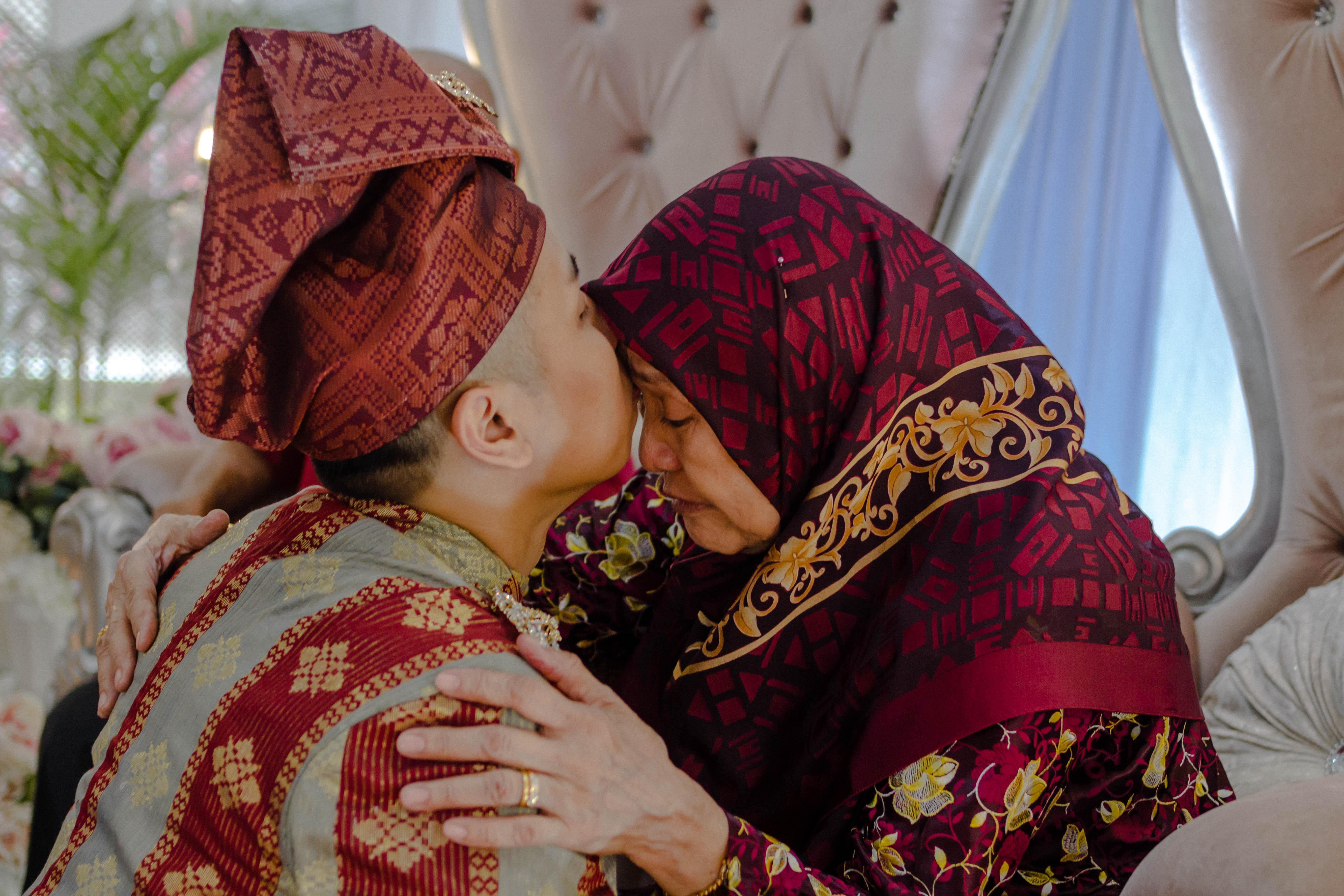 beautiful malay wedding