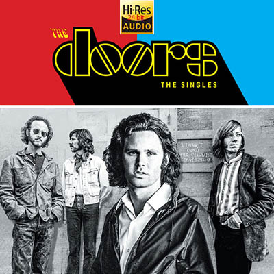 The Doors - The Singles (Remastered) (2017) FLAC [24bit- HIRES]