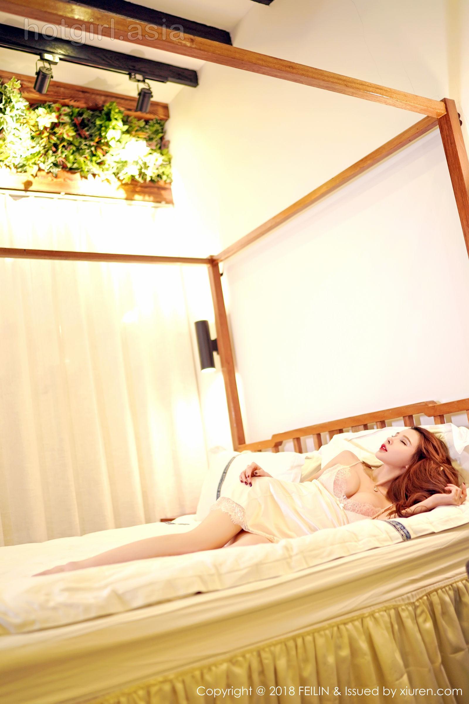 [FEILIN嗲囡囡] VOL.124 丽型模型@石楠baby first set photo