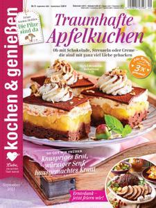 Cover: Kochen und Genießen Magazin No 09 2021