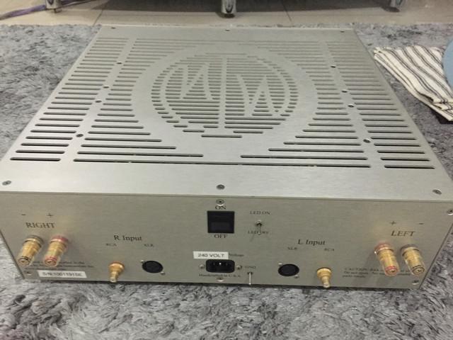 Modwright KWA100SE power amp IMG-1409