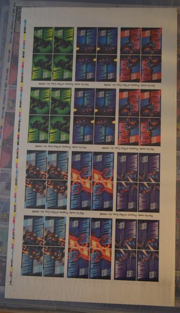 Marvel-Masterpieces-1994-Holofoil-Uncut-Sheet-2