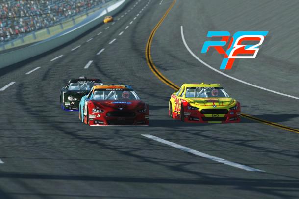 VRC NASCAR Fan race - Talladega