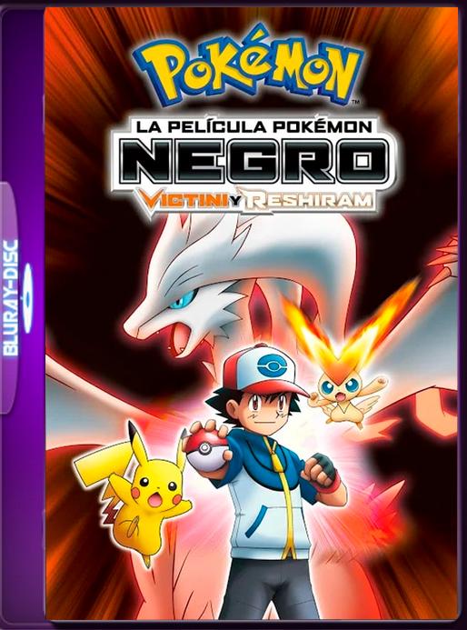 Pokémon Negro: Victini y Reshiram (2011) 60fps LAT-JAP (GoogleDrive) OROCHIMARU69