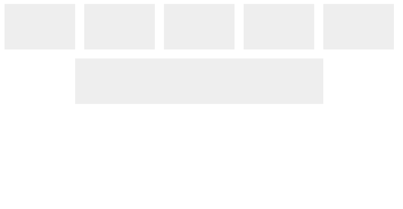 A screenshot of a layout with bleeding grid column edges