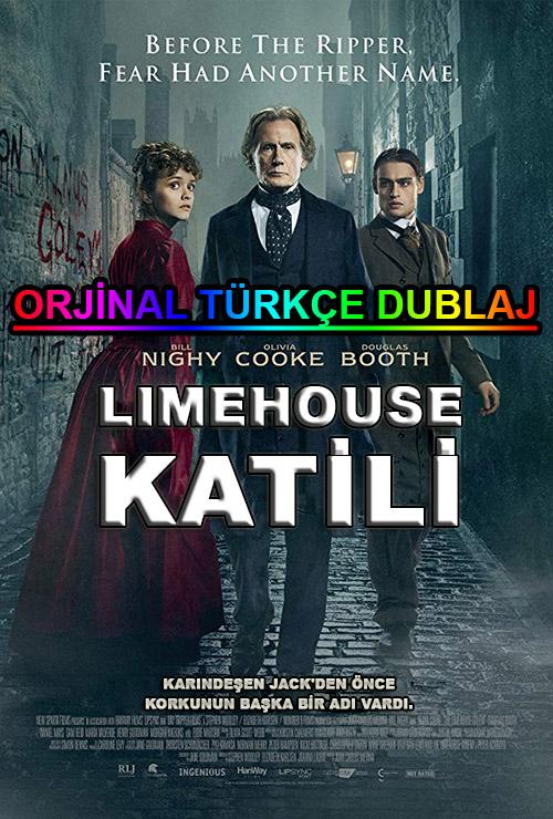 Limehouse Katili | The Limehouse Golem | 2017 | BDRip | XviD | Türkçe Dublaj | m720p - m1080p | BluRay | Dual | TR-EN | Tek Link