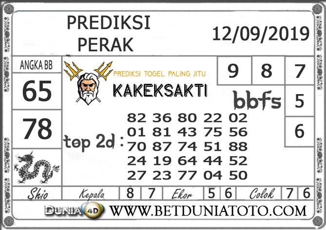 """Prediksi Togel """"PERAK"""" DUNIA4D 12 SEPTEMBER 2019"""