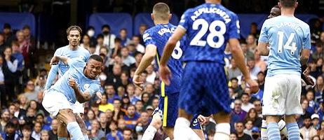City v Chelsea