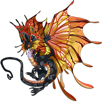 taipantigress-dragon-redgold-wings.png