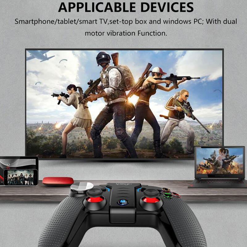 Лучшие геймпады для Android/Smart TV/PC/PS от iPega