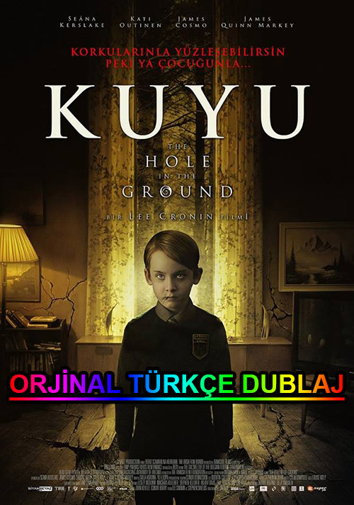 Kuyu | The Hole in the Ground | 2019 | BDRip | XviD | Türkçe Dublaj | m720p - m1080p | BluRay | Dual | TR-EN | Tek Link