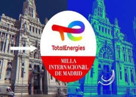 La I edición de la TotalEnergies Milla Internacional de Madrid se celebrará el 19 de Septiembre