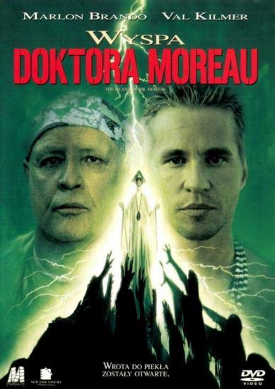 Wyspa doktora Moreau / The Island of Dr. Moreau (1996) PL.WEB-DL.XviD-GR4PE | Lektor PL