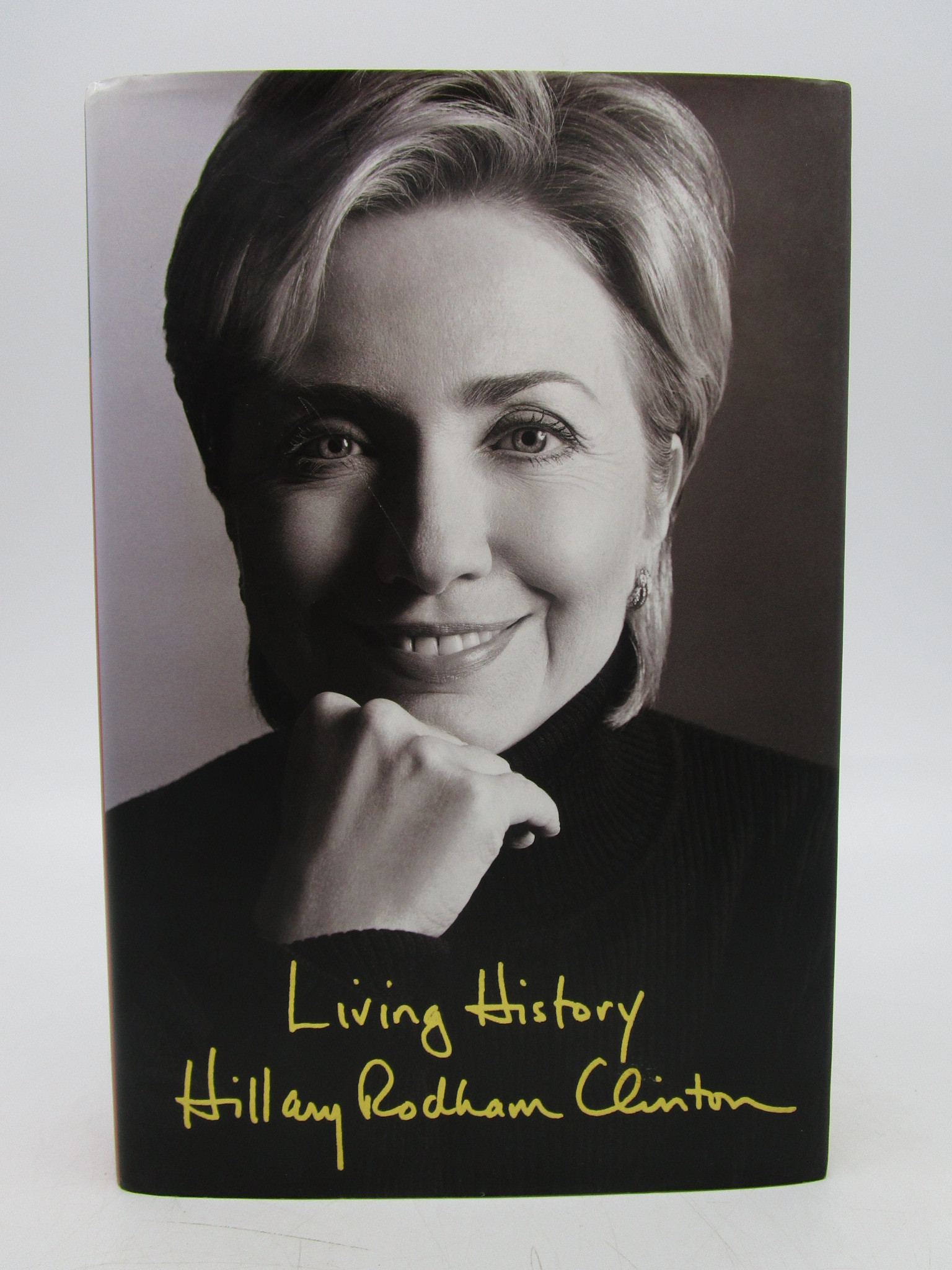 Image for Living History (Signed)