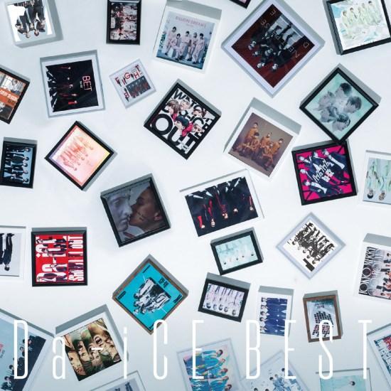 [Album] Da-iCE – Da-iCE Best