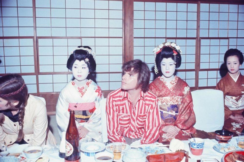 Как «Led Zeppelin», «Queen», Дэвид Боуи и другие рок-звёзды ездили по Японии в 1970-80-х годах 10