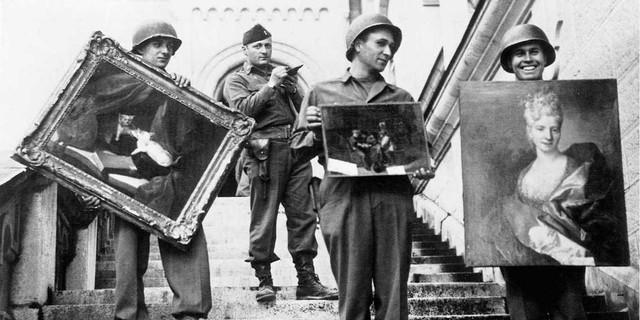 Obras-pictoricas-Altaussee-1945