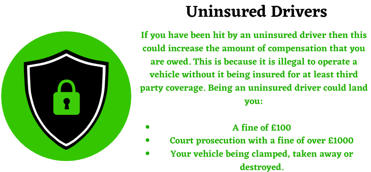 uninsured driver help for traffic accidents